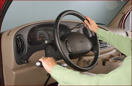 Automotive Hand Controls